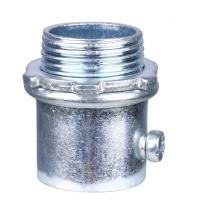 Corrosion Resistance EMT Conduit Fittings For Conduit Junction Box Connection