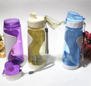 China PC sports water bottle,plastic bottle,handy cup,food grade gift bottle on sale