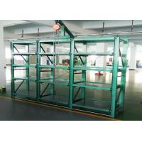 Quality Multi - Functional Mould Storage Racks For Toolings , Metal Storage Shelving System for sale