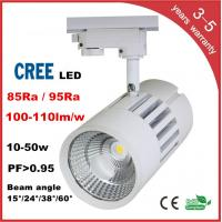 Track Light Head For Sale: High Power Led Track Lighting Heads 3 To 5 Years Warranty