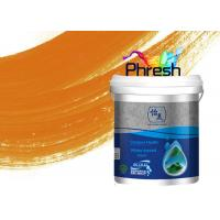 Quality Water Resistant Water Based Wood Coating Wood Varnish Paint Glossy / Flat for sale