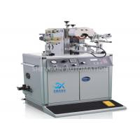 Quality 700W Plastic Cap Hot Foil Stamping Machine with PLC Controlled for sale