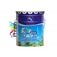 Quality Water Based Diatom Mud Wall Paint Release Anion Purifying Formaldehyde for sale