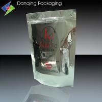 Quality Customized Oxygen Resistance Food Grade Aluminium Coffee Bags With Valve for sale