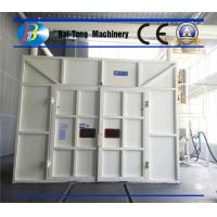 Quality CE Certification Sandblasting Room 18000*2240*3836mm Side Platform In Surface Cleaning for sale