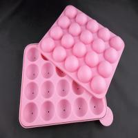 Quality New design silicone chocolate candy molds safe for dishwasher, microwave, oven and freezer for sale