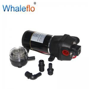 China Whaleflo 12V DC  40PSI 17 L/Pm Electric pressure car wash pump on sale