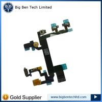 China For iphone 5S power button flex cable on sale