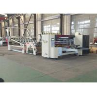 China Rotary Automatic Creasing And Die Cutting Machine , Cutting Creasing Machine on sale