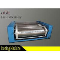 Quality Industrial Electric Heating Laundry Flatwork Ironer Machine For Garments Fabrics for sale