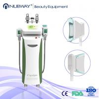 Quality big powerful Vertical rf & Cavitation fat reduction Cryolipolysis beauty equipment for sale