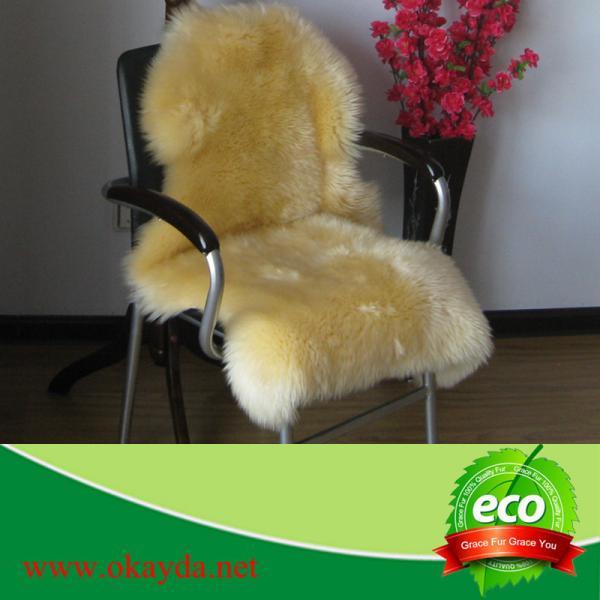 Buy patchwork skin long wool cheap price sheepskin rugs sheep fur rug at wholesale prices