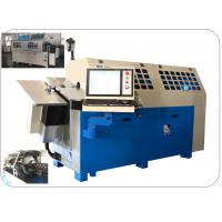 Quality Computerized Spring Bending Machine Ten Axes For 1 - 4mm High Carbon Steel for sale