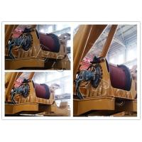 Quality Offering Customized Design Tower Crane Winch for Construction & Offshore Using for sale