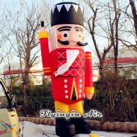 Customized Inflatable Puppet, Inflatable Soldier, Inflatable Guard