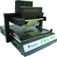 Quality Digital Automatic Flatbed Printer Hot Foil Printing Stamping Machine for sale
