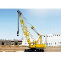 Buy cheap Safe Boom Truck Mobile Hydraulic Crawler Crane QUY50 Swing Jib 4t from wholesalers
