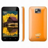 Quality Dual DIM/Standby GSM Smartphone with Android 2.3.6 OS for sale