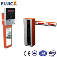 Buy cheap Road Safety Automatic Boom Barrier Gate With Aluminum Aloy Rail from Wholesalers