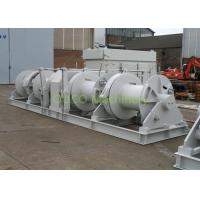China High Efficiency Marine Electric Winch Electric / Hydraulic Good Stability on sale