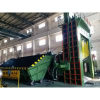 Quality Large Hydraulic Metal Cutting Shears Machinery For Thin & Light Scraps for sale