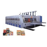 Quality 1200*2800mm Carton Printing and Slotting Machine for sale