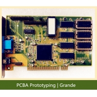 Quality Variable Speed & Stepper Drives PCB Assembly and Manufacturing | EMS Partner Grande for sale