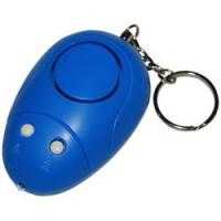 Quality Custom 120db White, Orange Bodyguard Emergency Personal Alarm Keychain Devices For Elderly for sale