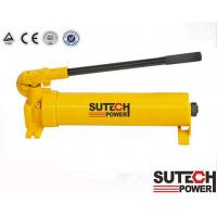 China Single acting hydraulic hand pump on sale