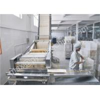 Quality 304 Stainless Steel dried stick noodle production line making vermicelli noodle for sale