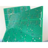 Quality 2 Layer Immersion Gold PCB Built On Tg170 FR-4 With Solder Mask on Both Sides for sale