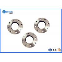 Buy cheap Stainless Steel Slip On Pipe Flanges , SORF Flange 1/2'' 2'' B16.5 / B16.47 from wholesalers