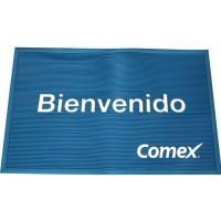 Quality Lead Free Soft PVC Door Mat Water Resistant Welcome Door Mats for sale