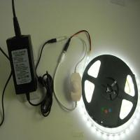 IP65 Warm White LED Strip+LED Dimmer+Power Adaptor
