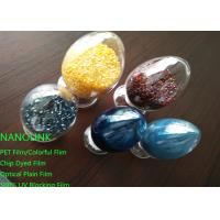 Buy cheap Inorganic Nano Antibacterial Masterbatch Food Grade For Engineering Plastic from wholesalers