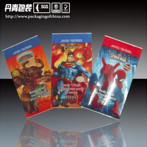 Quality Flexible Water Packaging PETG Shrink Film Labels / Shrink Sleeve Labels for sale