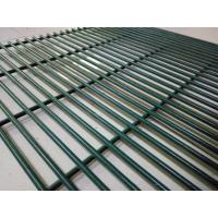 Quality Anti Climb Powder Coated Galvanized Security Fencing for border fence for sale