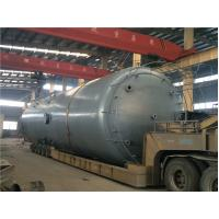 Quality Large Liquid Storage Tanks For Industrial Water Treatment / Residential Water Softener for sale