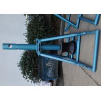 China Manually Operated Hand Winch Puller LSJ 10KN Hand Turned Winch Lightweight on sale