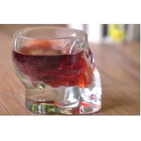China Stemless Lead Free Cut Glass Shot Glasses 65ml Glassware For Bar Party on sale