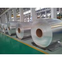 Quality Mill Finish Aluminum Coil For Fin Stock  AA8011/3102-H18 for sale