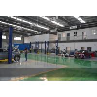 Quality Lightweight Steel Structure Buildings Maintenance Workshop For Car Service for sale