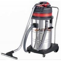 Quality Italy Motor 80L Capacity Pump Cleaning Water Machine , Vacuum Cleaners Wet and Dry for sale
