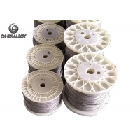Quality PWHT Hot Tail 37 Strands 0Cr20Ni80 Wire Rope Nichrome Alloy for sale