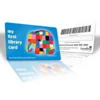Quality Library Card/Plastic Library Card for sale