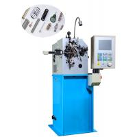 Quality High Stability Spring Forming Machine Computer control Diameter 0.06 mm to 0.5 mm for sale