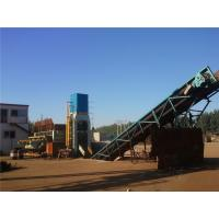 Quality Large Horizontal Scrap Baler Machine , Feed Opening 4800*2240 mm for sale