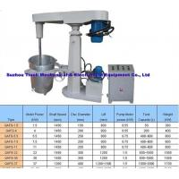 Buy cheap Single Shaft High Speed Disperser from wholesalers
