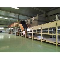 Quality Full Automatic Commercial Carpet Tiles Combined Stentering Operation for sale