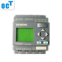 China Brand New Siemens Simatic LOGO plc controller hmi 6ED1052-1CC00-0BA6 for sale
